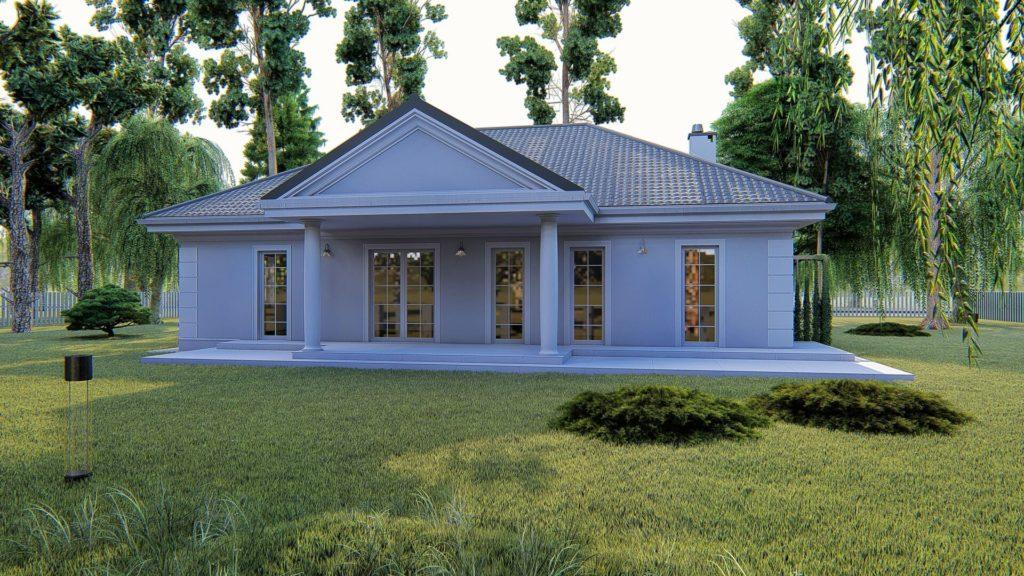 dom parterowy KP-500_3